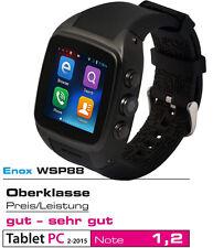 Enox WSP88 3G Android 4.4 Smartwatch Uhr 20GB Smartphone Bluetooth SIM Kamera