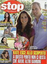 Stop 2017 27.Kate Middleton-William d'Inghilterra,Lady Diana,Samanta Togni