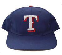 MLB Texas Rangers Twins Enterprise Snapback Hat Cap