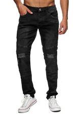 Hosengröße W32 distressed Herren-Jeans in normaler Größe