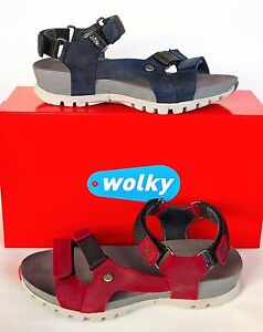 Wolky Spain Comfort Walking Sandals leather. Wolky Shoes Cradle