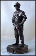 irish republican James Connolly Cold  Cast  Bronze Figurine