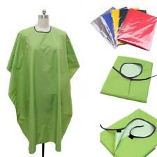 Salon Hair Cut Hairdressing Hairdresser Barbers Cape Gown Cloth Waterproof v