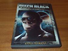 Pitch Black (Dvd, 2004, Full Frame)