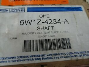 OEM Ford  6W1Z-4234-A Rear Left & Right Drive Axle Shaft Assembly