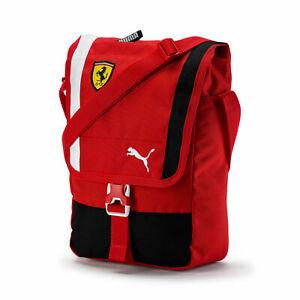 Puma Ferrari Hip Bag Red.