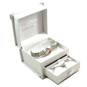 TOC Ladies Bracelet Strap Fashion Watch & Jewellery Gift Set TOC49