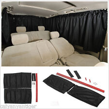 A Pair 70cm Black Adjustable VIP Car Window Curtain UV Sunshade Visor Sunshade