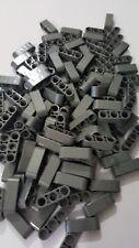 Lego dark bluish gray technic, liftarm 1x3 thick(32523),50 parts