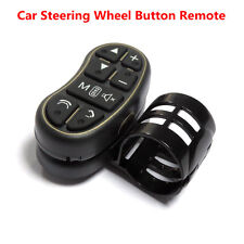 Universal Wireless Car Steering Wheel Button Remote for DVD GPS Controller Key