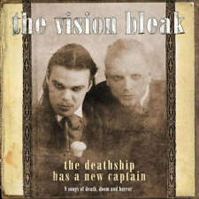 The vision Bleak-the deathship Has a New capitaine-CD