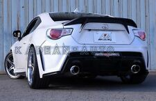 CARBON AB-FLUG TRUNK REAR WING SPOILER FOR TOYOTA FT86 GT86 FRS SUBARU BRZ