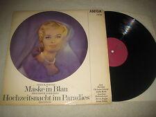 Fred Raymond - Maske in Blau  Vinyl  LP Amiga mono 1969