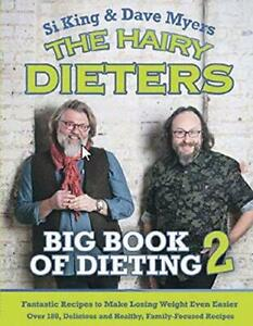 The Hairy Bikers: Big Book of Dieting 2 by Si King & Dave Myers Book The Cheap