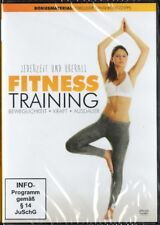 Fitness Training DVD NEU OVP Gesundheit Beweglichkeit, Kraft, Ausdauer Jederzeit