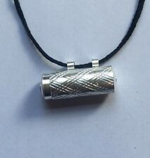 Talisman Protection Punjabi Lucky Taweet Locket Pendant black thread necklace