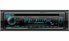KENWOOD KDC-BT720DAB Bluetooth CD-Receiver DAB+ Radio - Black