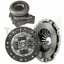 NATIONWIDE 2 PART CLUTCH KIT AND CSC FOR VAUXHALL VECTRA SALOON 2.5I GSI
