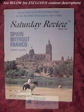 Saturday Review February 7 1976 SPAIN ALLARD K. LOWENSTEIN JOHN J. PULLEN