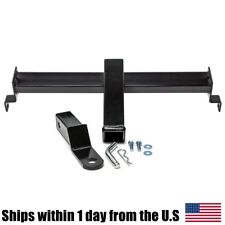 EZGO RXV Golf Cart Bumper Trailer Hitch with Receiver Kit 2008 & Up