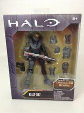 Mattel HALO Build A Figure KELLY - 087 Crawler Snipe Forerunner Series 2