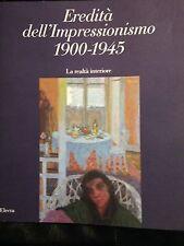 1994 EREDITA' DELL'IMPRESSIONISMO - MOSTRA PALAZZO ESPOSIZIONI ROMA