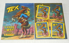 "ALBUM "" Tex L' eroe del West "" cartonato blisterato  !!!!!!!!!!!!"