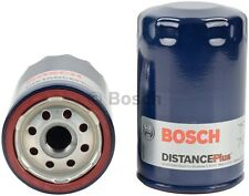 Set of 2 Engine Oil Filter-Distance Plus Bosch D3422