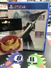 Final Fantasy VII Remake + Toppa Chocobo Ita PS4 USATO GARANTITO