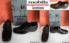 """CONFORT&SOUPLESSE//CHAUSSURES """"MOBILS BY MEPHISTO"""" P.37,5/38 NEUVES VALEUR 145€"""