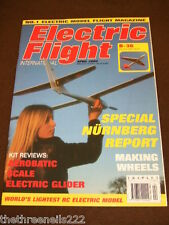 ELECTRIC FLIGHT INTERNATIONAL - MAKING WHEELS - APRIL 2000