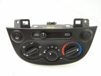 Chevrolet Matiz (2005-2009) Heater Controls