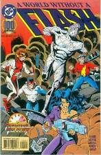 Flash (2nd series) # 100 (Terminal Velocity finale, 52 pages) (USA, 1995)