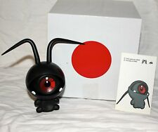 "Tokyoplastic Opera Dude Black Tokyo Plastic limit 2000 pieces geisha  kaws 4"""