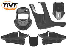 Kit Carénage 6 coques carosseries MBK Booster Spirit YAMAHA Bw's 2004 Noir NEUF