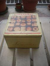 scatola in latta lazzaroni