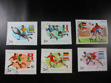 MIXED LOT VINTAGE WORLD POSTAL POSTAGE STAMPS RETRO MAGYAR LIBERIA SOCCER FUTBOL