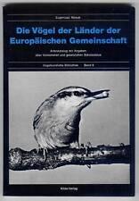 Vögel der Länder der EU (Artenkatalog)   1979