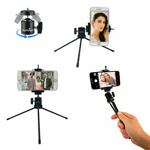 Tripod Smartphone Cell Phone Stand Holder Mount gopro Camera Tripod for iPhone