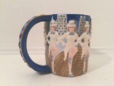 Radio City Rockettes Music Hall 3D New York City Nyc Coffee Mug