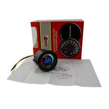 20 LED DIGITAL CAR AUTO AIR / FUEL RATIO MONITOR RACING GAUGE ANALOG 2'' 52MM