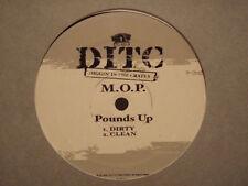 """M.O.P. + SHOWBIZ - POUNDS UP (12"""")  2001!!!  RARE!!!  ♫"""