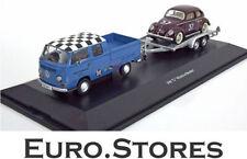 Schüco Volkswagen Diecast Cars, Trucks & Vans with Stand