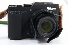 Nikon Coolpix P7800 schwarz, sehr guter Zustand, extra Zubehörpaket