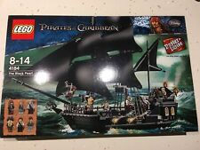 LEGO 4184 Pirates of the Caribbean The Black Pearl Brand New & Sealed