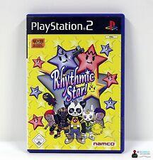 ★ Playstation PS2 Spiel - Eye Toy: RHYTHMIC STAR ! - Komplett in Hülle OVP ★