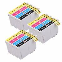 PerfectPrint 12 Cartouche d'encre Compatible pour Epson XP102 XP202 XP212 XP215
