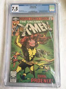 X-MEN #135 GRADED 7.5