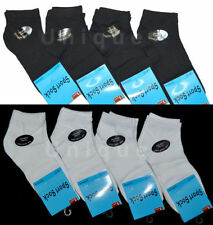 Ankle-High Cotton Machine Washable Socks for Women