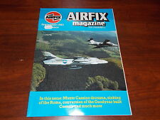 RARE OLD VINTAGE AVIATION MAGAZINE AIRFIX FOR MODELLERS MODEL AIR SEPTEMBER 1983